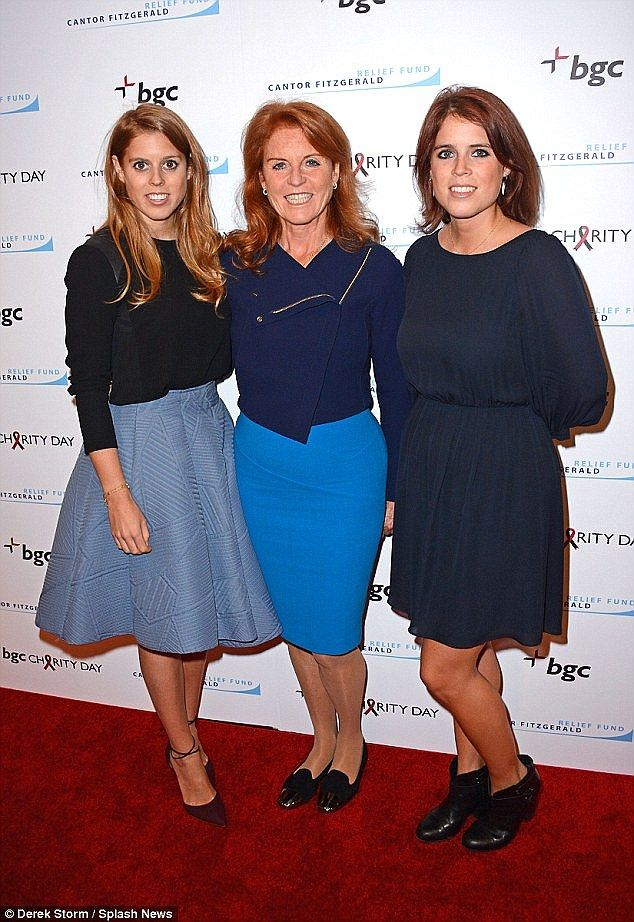 Princess Eugenie jets off to Switzerland for glittering