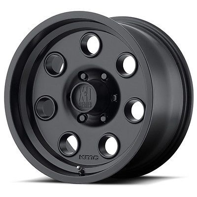 17 Inch Black Wheels Rims Gmc Sierra 1500 Truck Yukon Suburban 6 Lug Set Of 4 Xd Jeep Wheels Wheels And Tires Wheel Rims