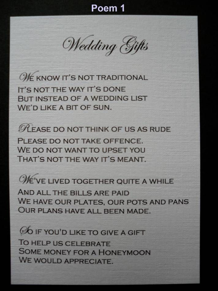 Polite Way To Ask For Money Instead Of Wedding Gfits Google Search