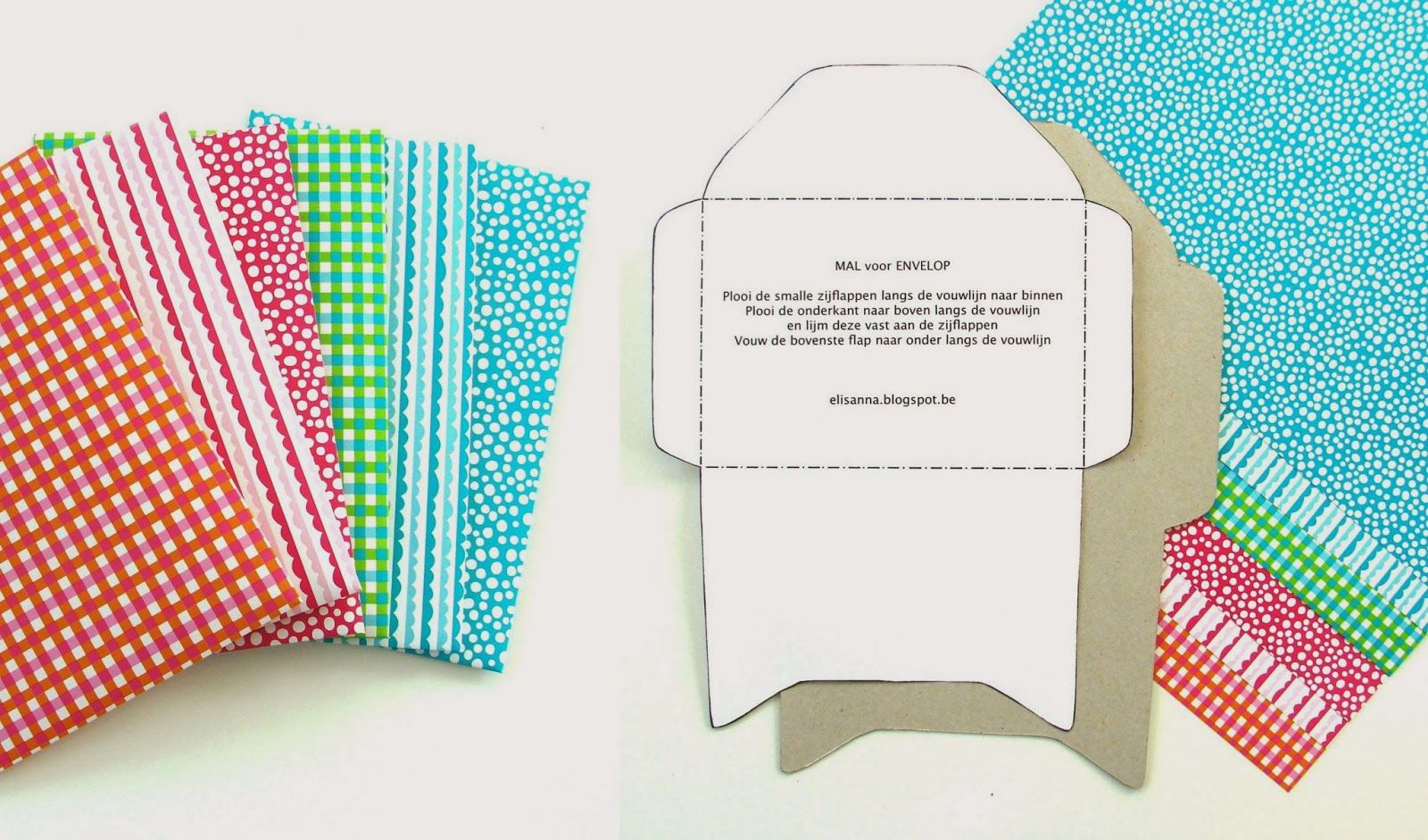Transparant Papier Hema Hema Enveloppen Craft Ideas I Love Enveloppen Maken Knutselen