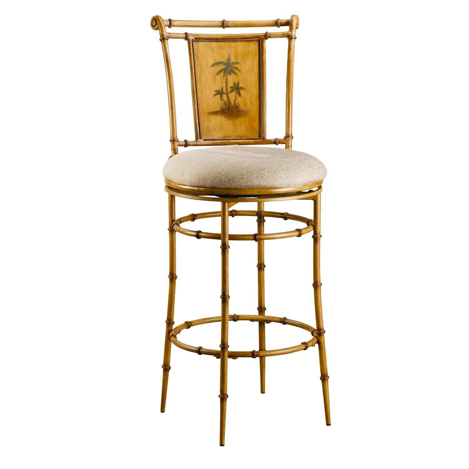 West Palm Swivel Counter & Bar Stools