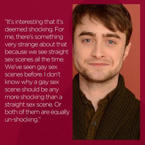 Harry Potter gay sex