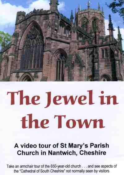 Jewel00000000 - The Jewel in the Town; This video takes the viewer on a tour of the 650(plus)-year-old church of St Mary in the centre of th...