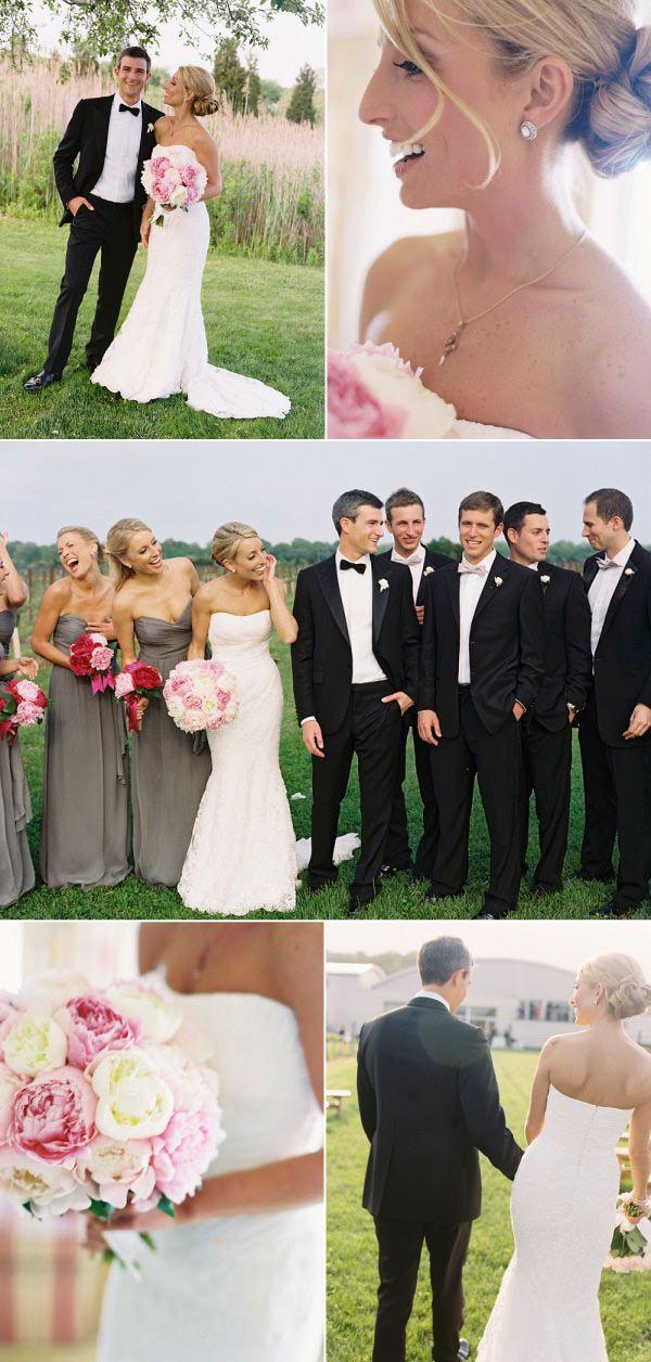 New england wedding by charlotte jenks lewis photography hana new england wedding by charlotte jenks lewis photography hana floral design gray bridesmaid dressesgray bridesmaidsgray dresspink mightylinksfo