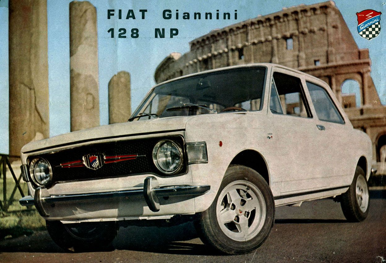 Fiat Giannini Autos Coches