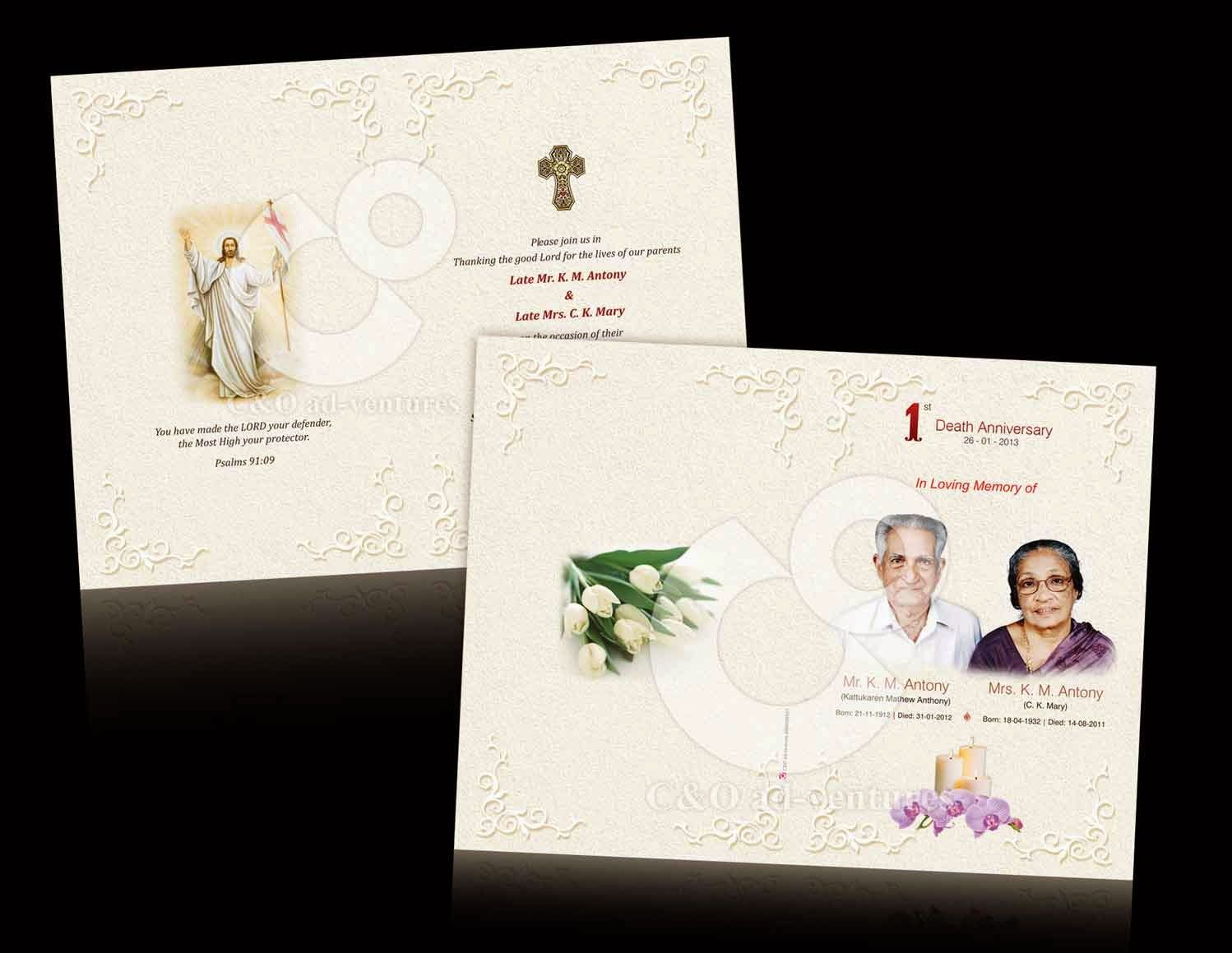 39 best funeral reception invitations   funeral reception.