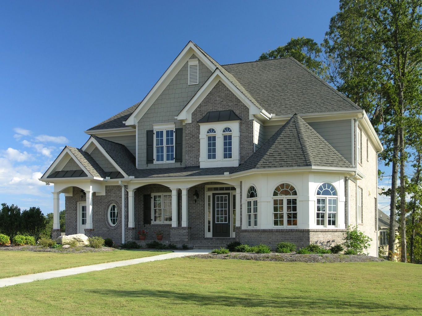 Explore Luxury Homes Exterior And More!