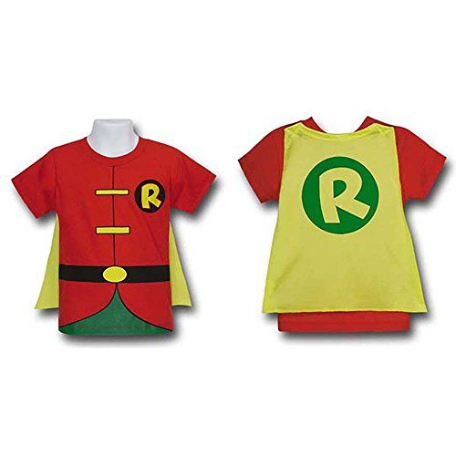 Robin Logo Youth T-Shirt DC Comics
