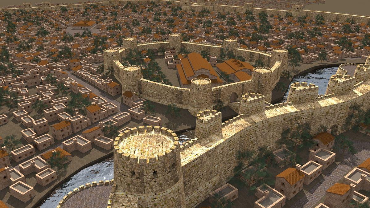 Dvin city 3D reconstruction5   Armenia in 2019   Armenia ...