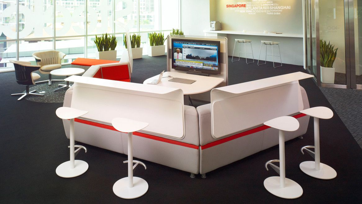 mediascape Lounge オフィス家具, 家具のアイデア, オフィスデザイン