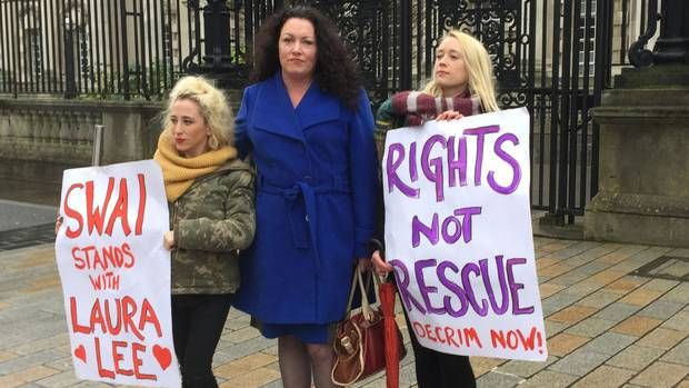 Escort website partly funding bid to overturn N Ireland's ban on paying for sex