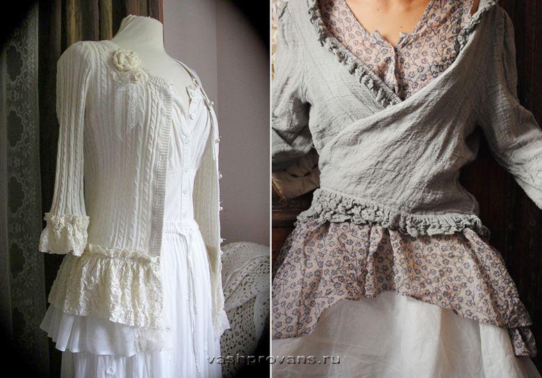 платье в стиле прованс, стиль прованс в одежде | Одежда ...