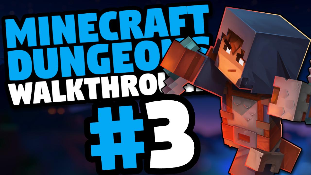 Minecraft Dungeons  Gameplay Walkthrough Part 11  Fiery Forge