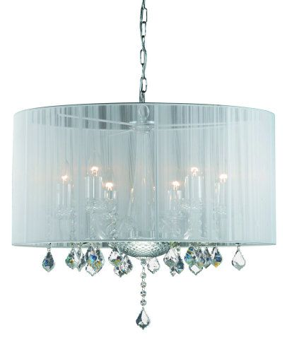6 Light Crystal Chandelier With Dining Bedroom Chandeliers Br 20