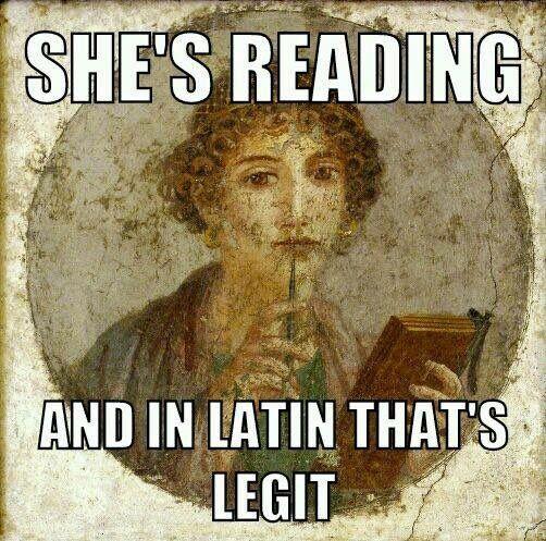 Latin Puns Forever With Images Teaching Latin Latin Latin Grammar