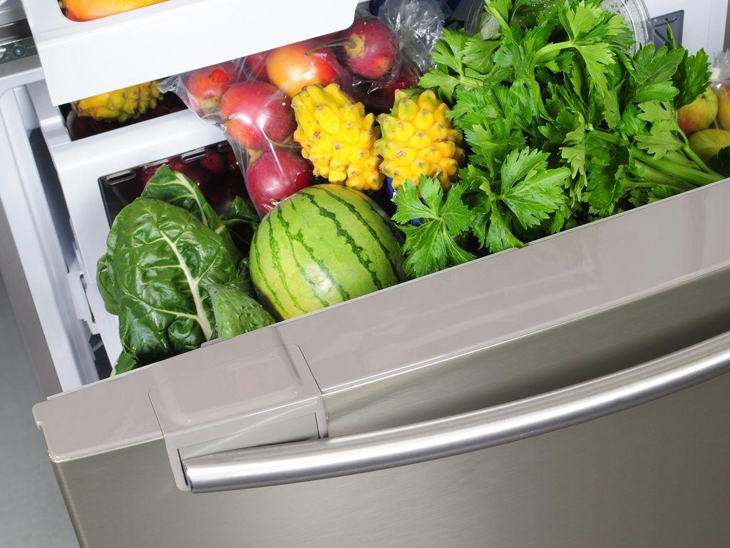 Lagerung von Obst & Gemüse Was darf im Kühlschrank gelagert ...