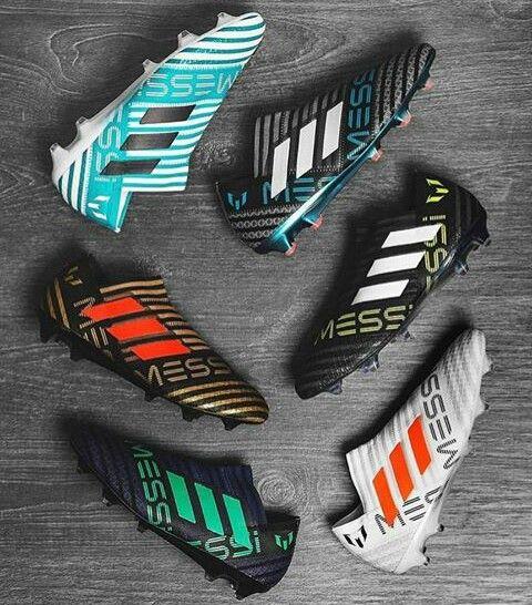 All adidas Nemeziz Messi 17+360Agility botines Pinterest
