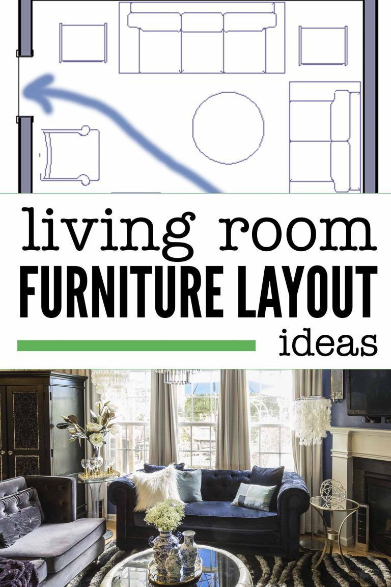 Living Room Layouts And Furniture Arrangement Tips In