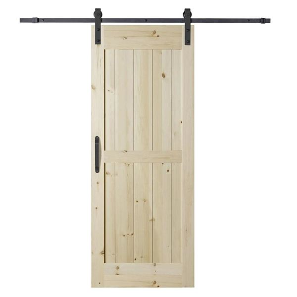 Colonial Elegance Ranch Door and Barn Rail System ...