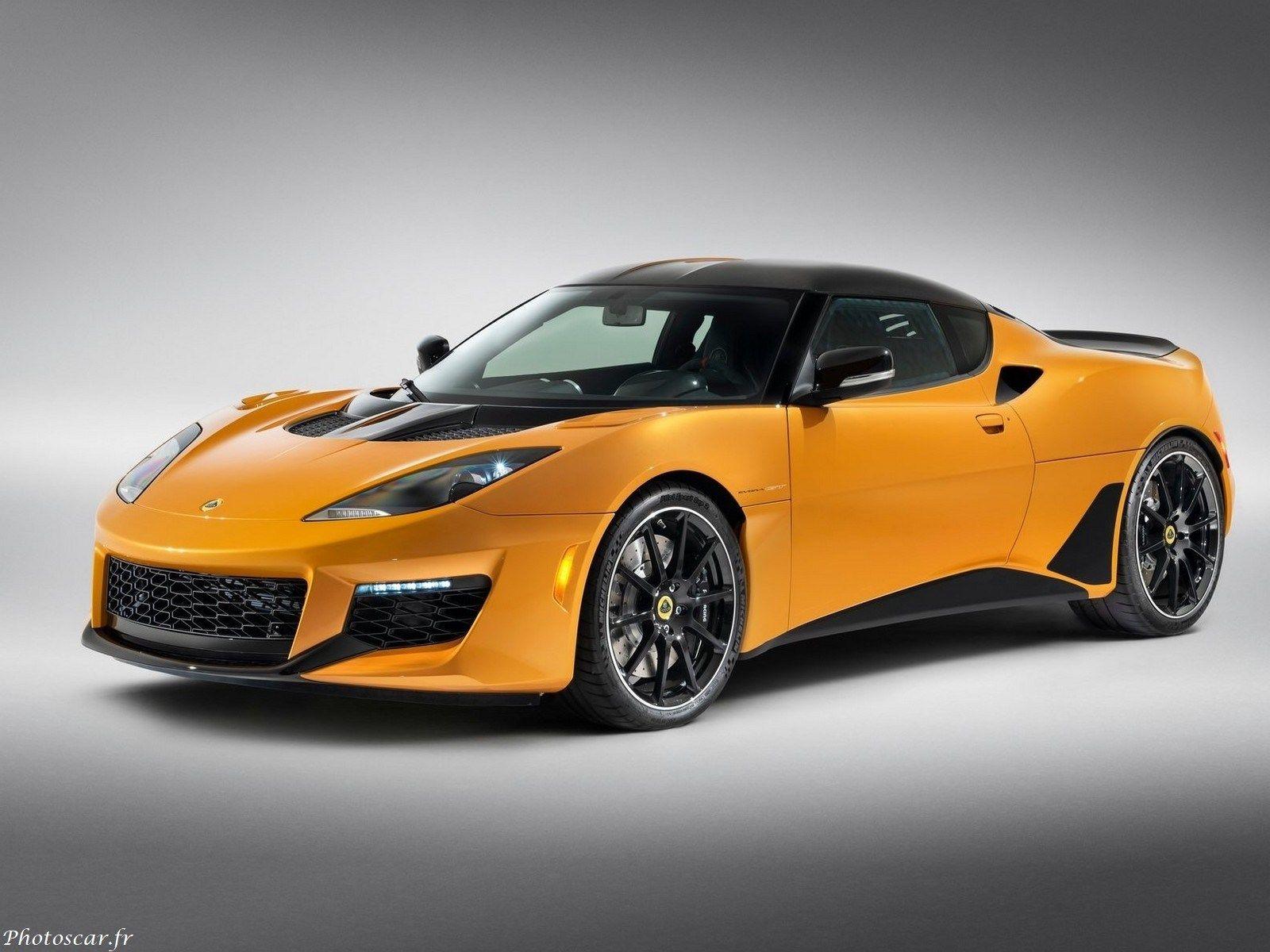 Lotus Evora GT 2020 Plus rapide, plus légère et plus