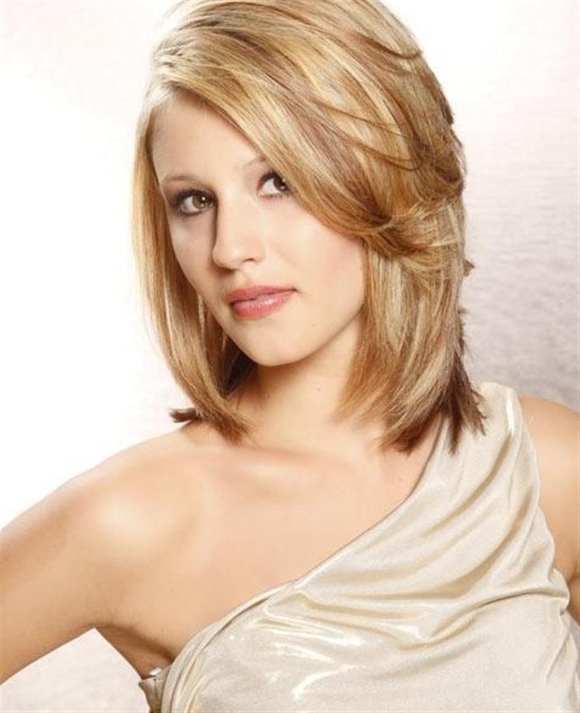 Bing medium length haircuts hair cuts midlength