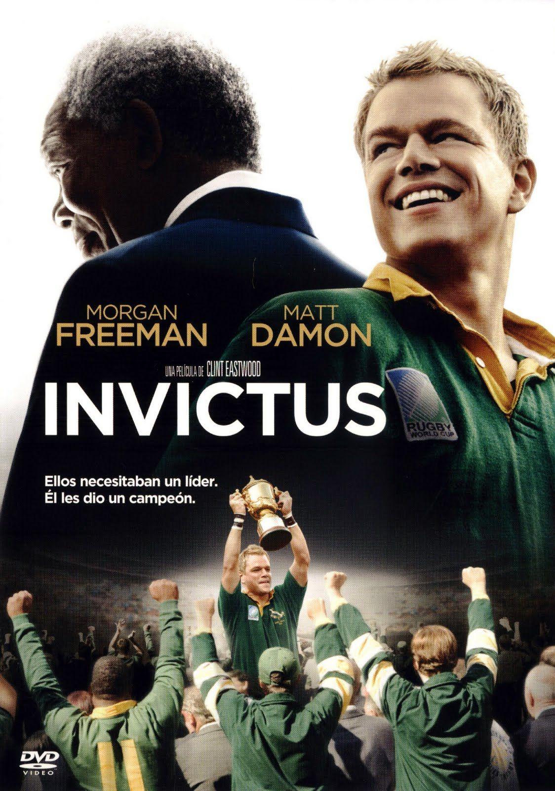 Invictus Matt Damon Clint Eastwood Sports Movie