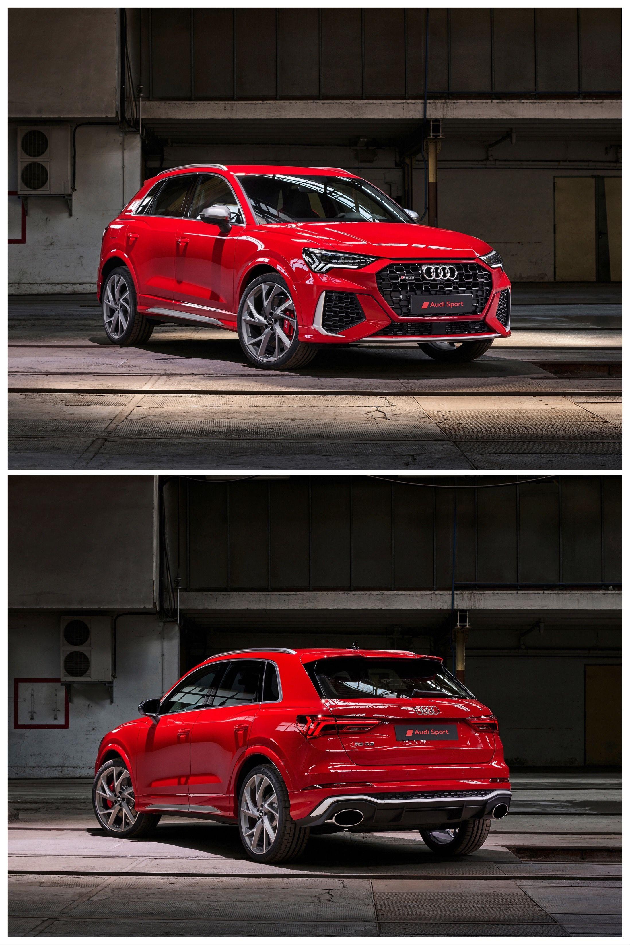2020 Audi Rs Q3 Sportback It Sounds Great Except Audi Rs Audi Audi Suv