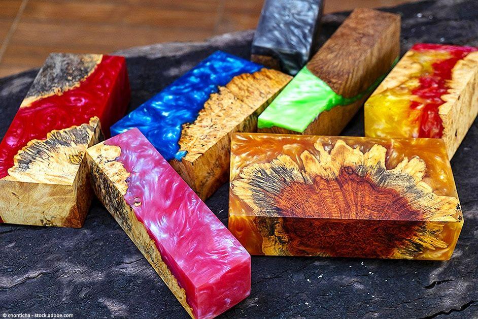 Epoxidharz Holz – Anleitung für kreative Ideen aus Resin und Holz