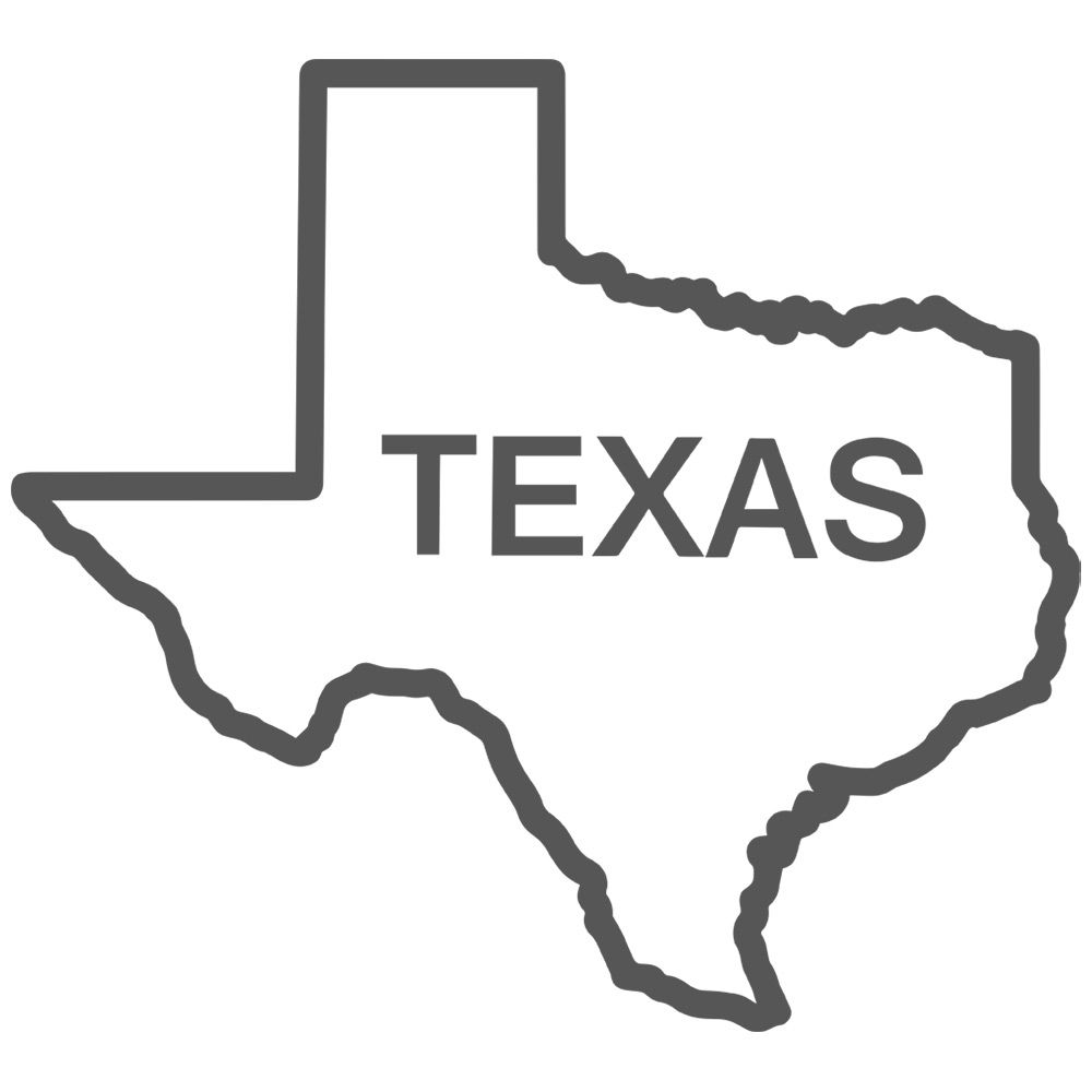 Texas Map Outline Colouring Pages Page 2 Flag Coloring Pages