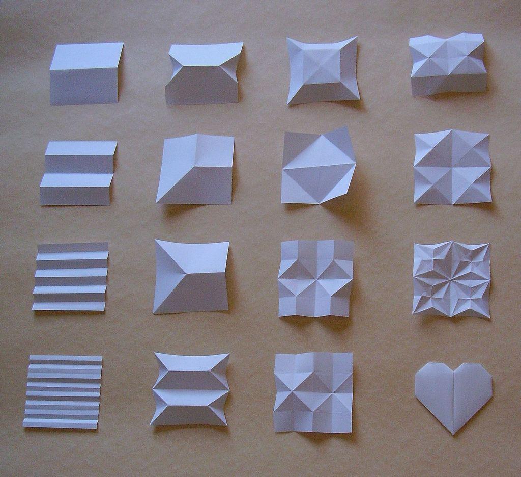 Uchiyama_B origami bases | Origami | Origami, Origami ... - photo#8