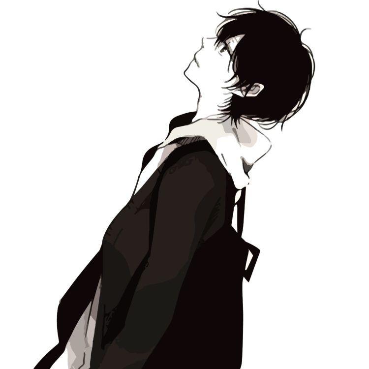 Pin On Sad Anime Boy Images