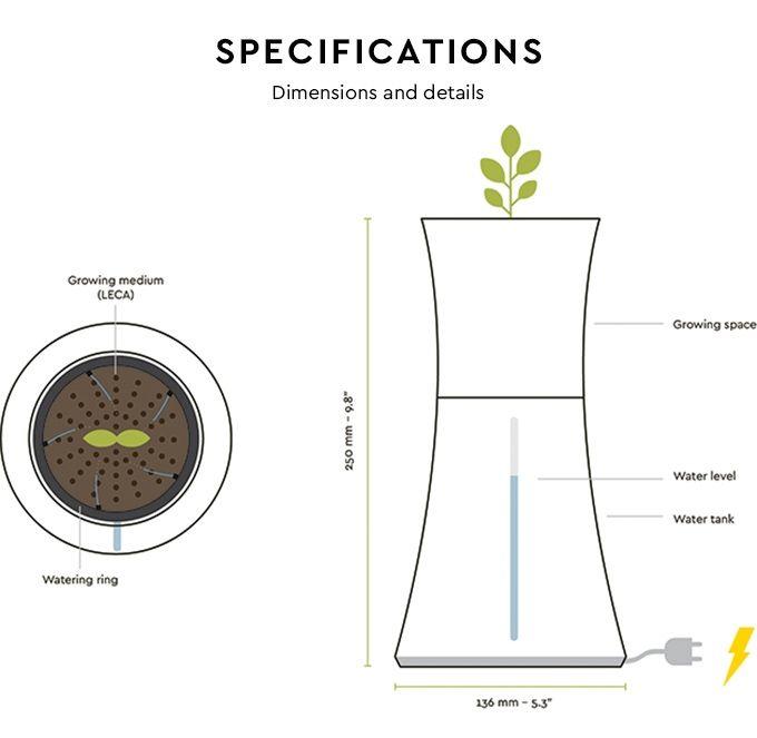 Botanium - Grow Edible Greens