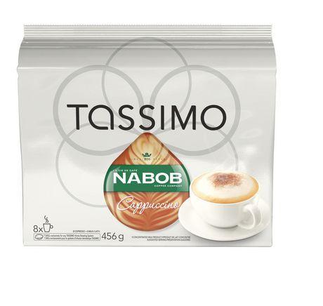 Nabob Cappuccino T DISCS