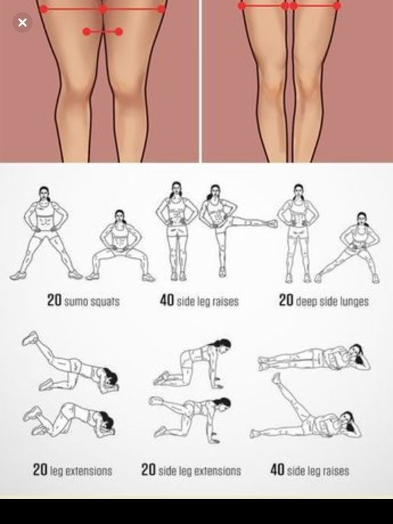 Top 10 Proven Exercises To Lose Inner Thigh Fat Fast Just In A Week Try these 10 ultimate upper thi