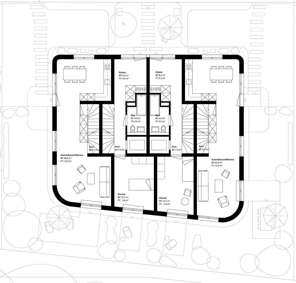 Architekturbüro Essen igual guggenheim architekturbüro plans arch and