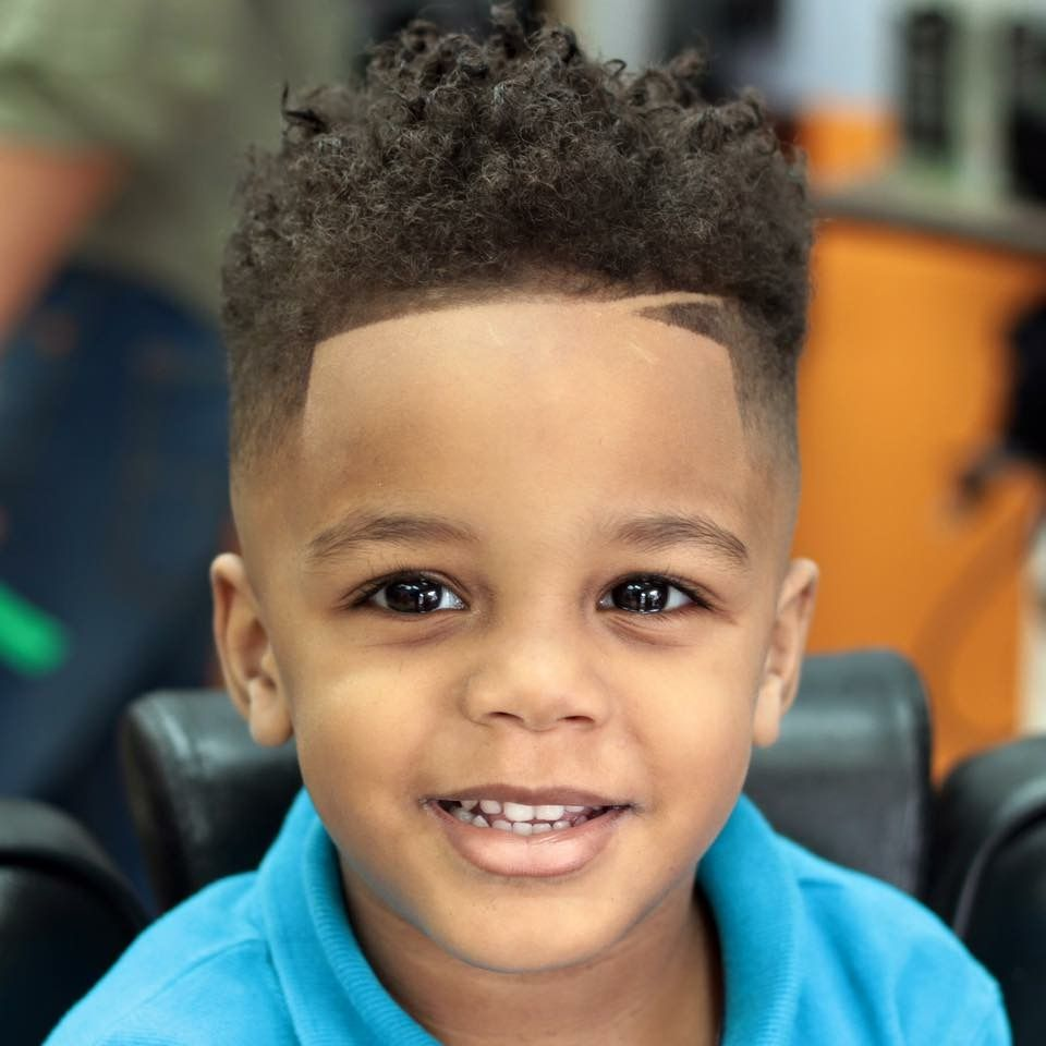 Twist Hairstyles For Boys Little Man With The Fresh One Styled Using Twists Sponge Done By