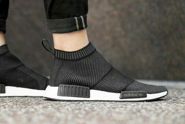 adidas NMD socks black