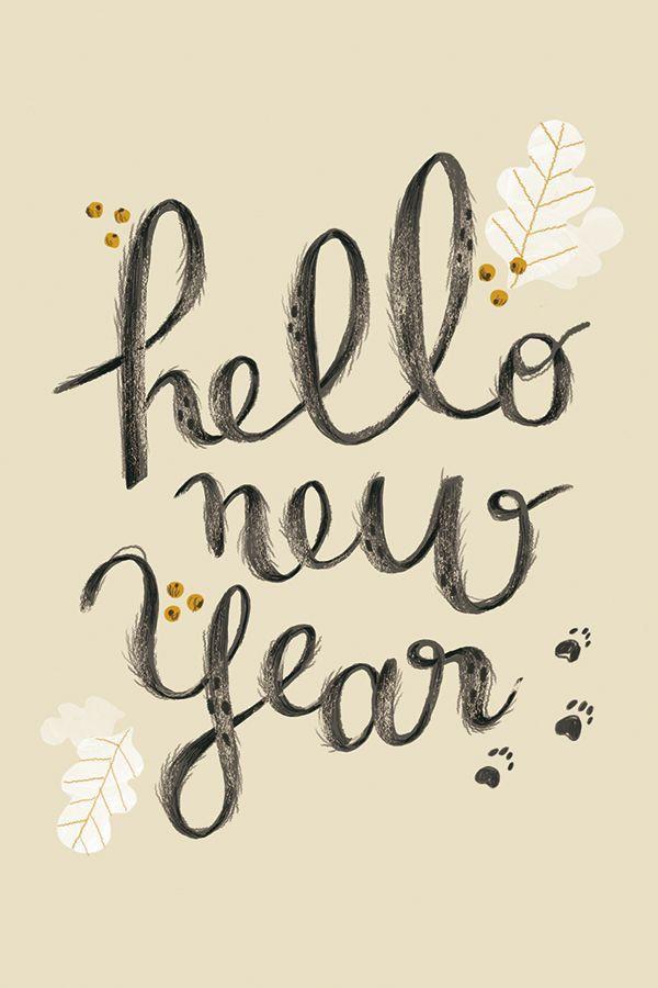Hello New Year!!