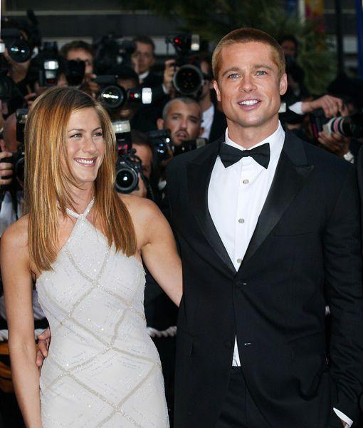 Are Brad Pitt Jennifer Aniston Talking Again Amidst His Divorce Drama
