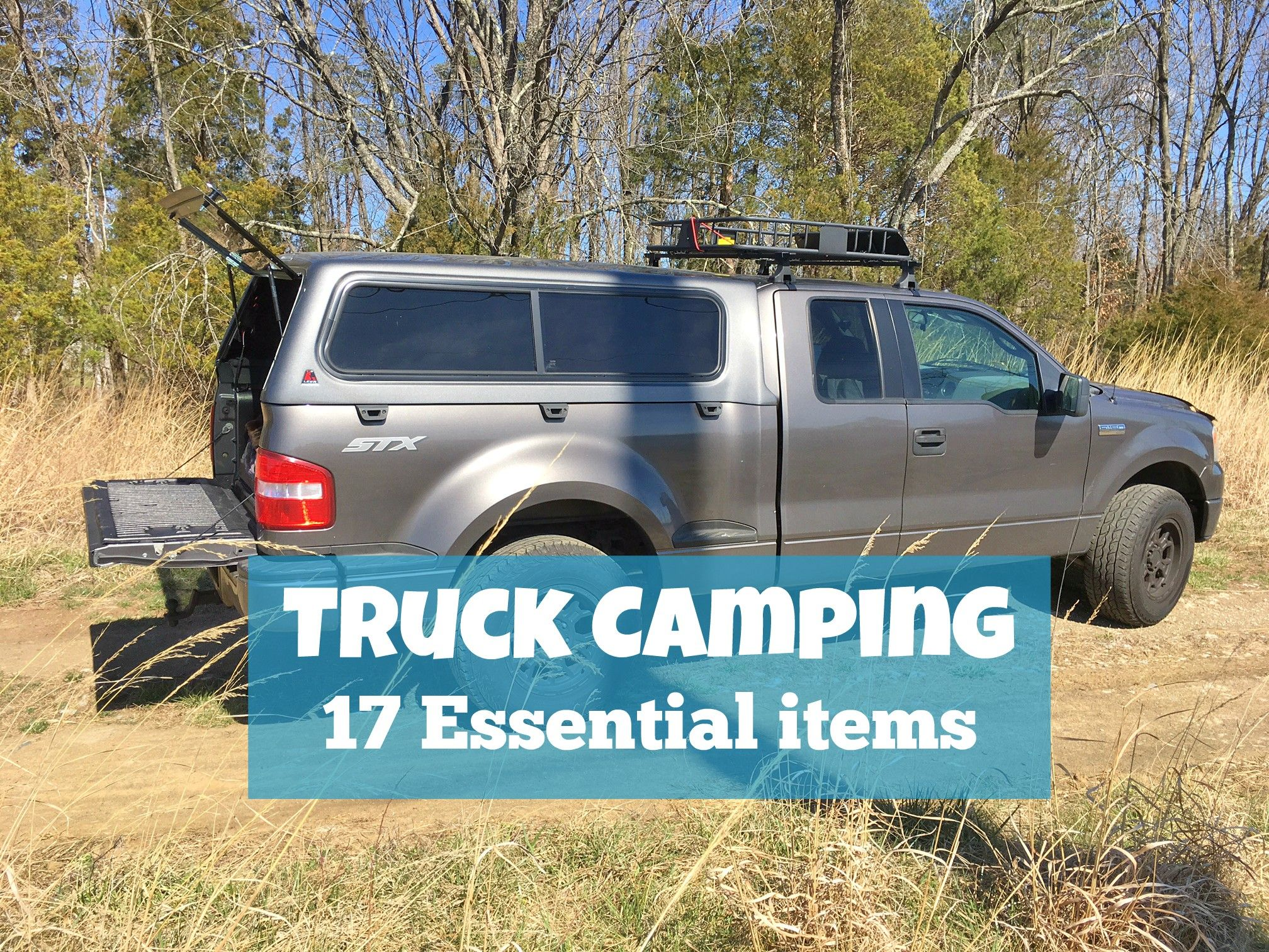 Truck camping is a comfortable and inexpensive way to travel long truck camping is a comfortable and inexpensive way to travel long term heres a list sciox Choice Image