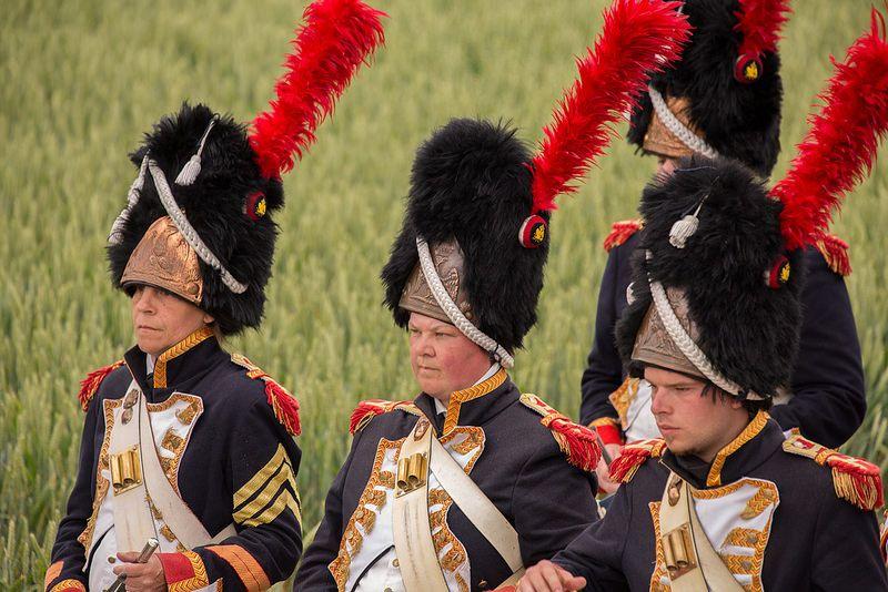 Tamburo dei granatieri della guardia francese