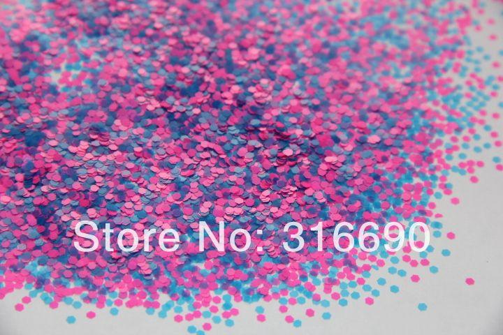 Glitter Mix Solvent Resistant Glitter Blend for Nail Polish Frankening Scrapbooking