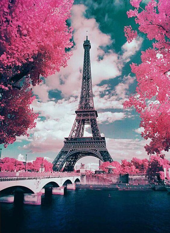 Paris - Diamond Paint Kit