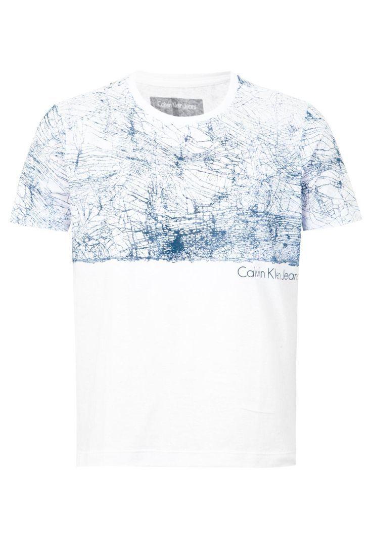 Calvin Klein Camisetas Masculinas Camisetas Regatas Masculinas Camisas Estampadas