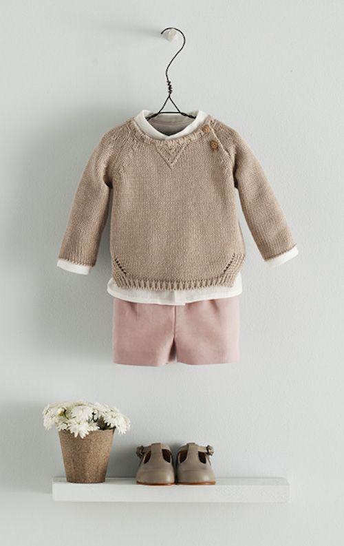 Nanos Baby SS 15 elegancia Minimoda.es Corredino Da Neonato 2ca9b950971