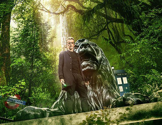 In the Forest of the Night | Universo Who - O primeiro e melhor site de Doctor Who do Brasil!