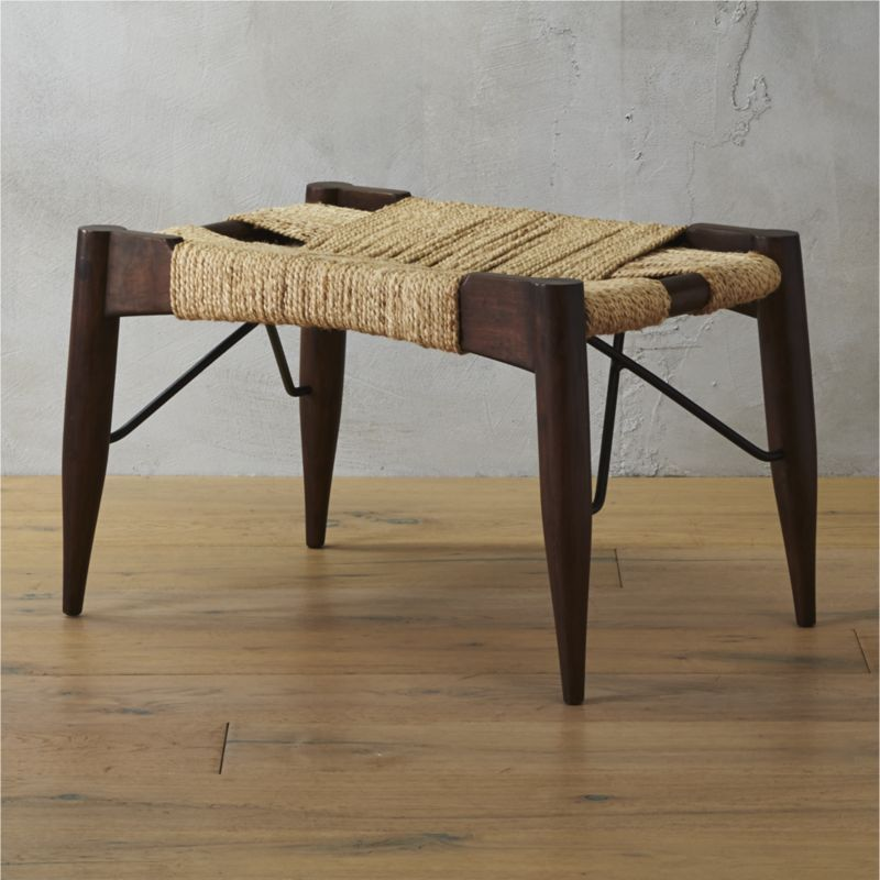 Shop Wrap Small Bench Tribal Bench Inspired By