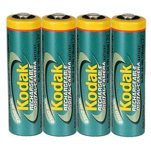 New Kodak 2100mah Aa Rechargeable Digital Camera Batteries 2 Pack X2 Camera Batteries Digital Camera Kodak