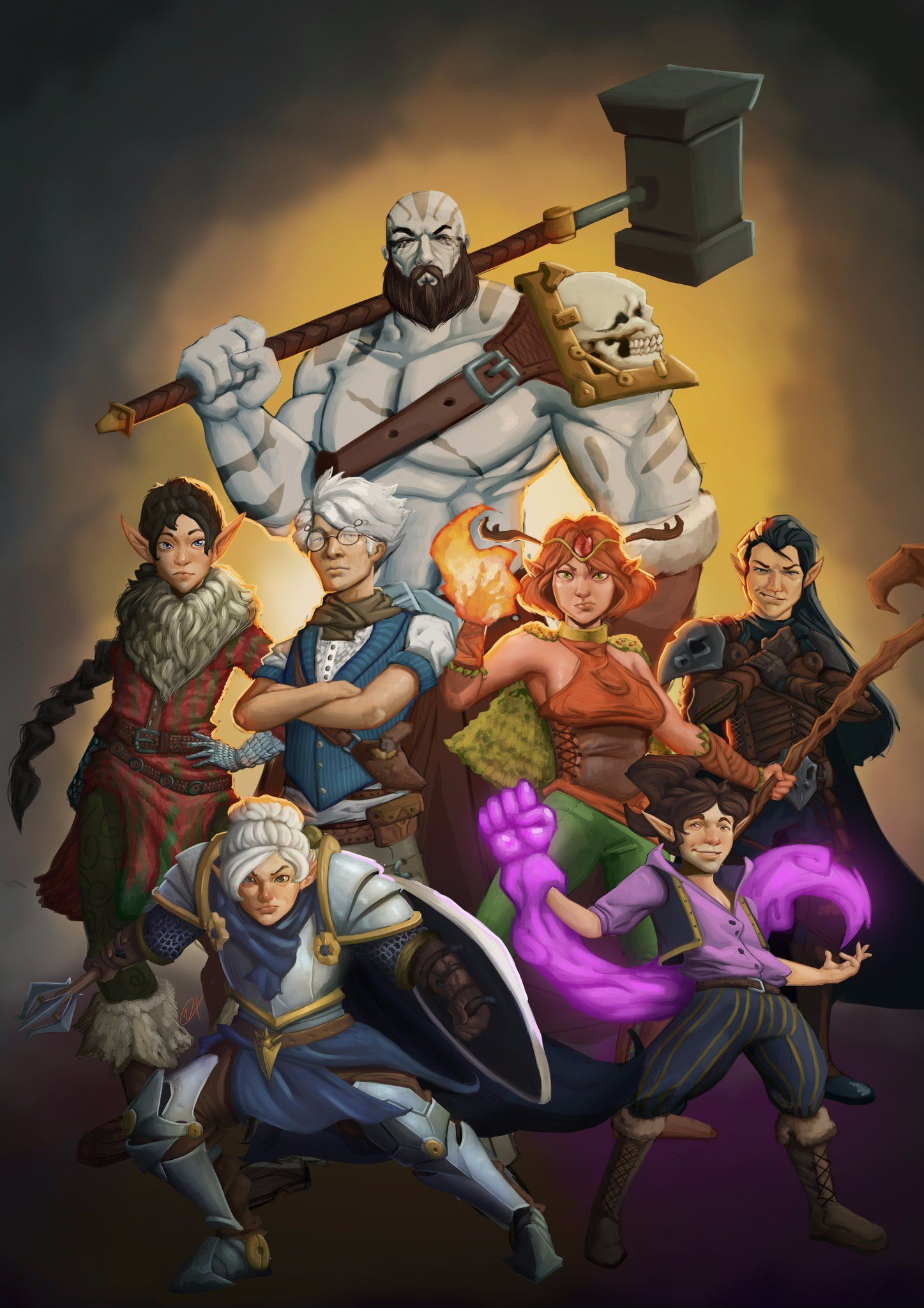 Pin On Critical Role Vox machina origins returns in this stunning edition! pin on critical role