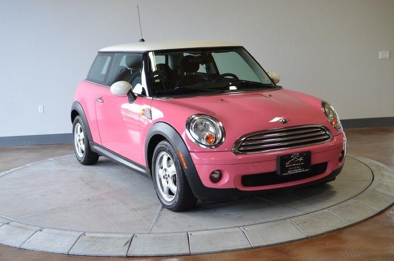 2007 Mini Cooper Hardtop Portland Oregon Speed Sports Pink Mini Coopers Mini Cooper Pink Truck